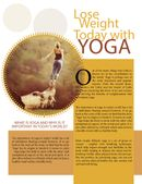 Lose Weight Today With Yoga