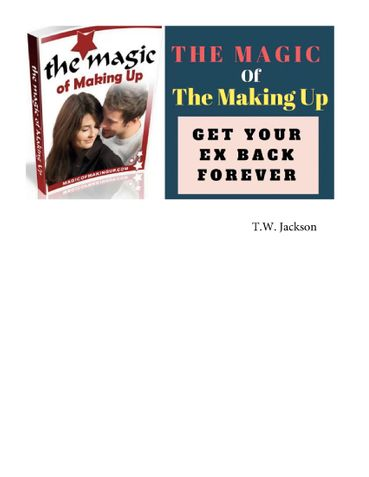 Magic of Making Up Review PDF eBook Book Free Download