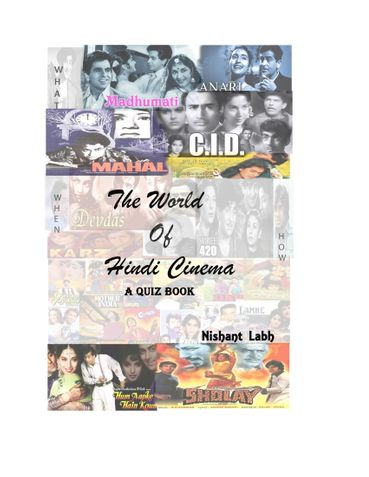 The World Of Hindi Cinema