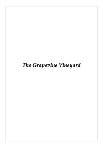Grapevine Vineyard