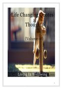 Life Changing Quotes & Thoughts (Volume 47)