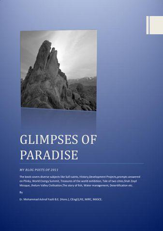 GLIMPSES OF PARADISE