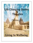 Life Changing Quotes & Thoughts (Volume 156)