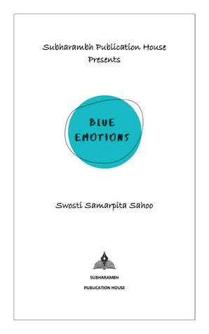 BLUE EMOTIONS