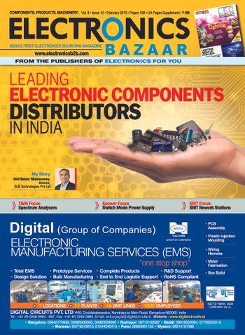 Electronics Bazaar, February 2015