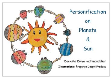 Personification on Planets and Sun