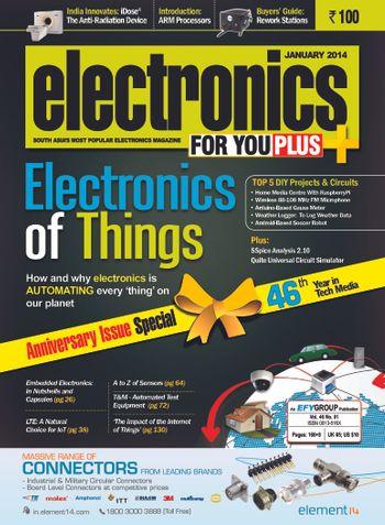 Electronics For You, January 2014
