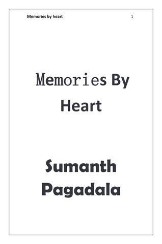 Memories by Heart