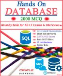 Hands On DATABASE 2000 MCQ