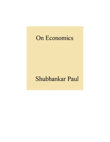 On Economics