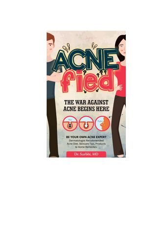 ACNEfied- the war against acne begins here