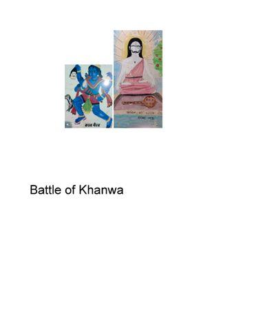 Battle of Khanwa