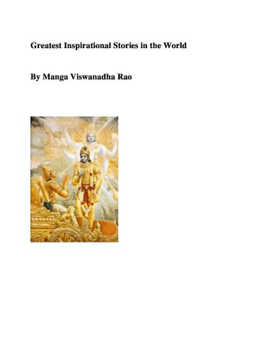 Greatest Inspirational Stories in the World