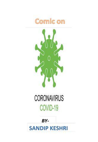 CORONA VIRUS COMIC