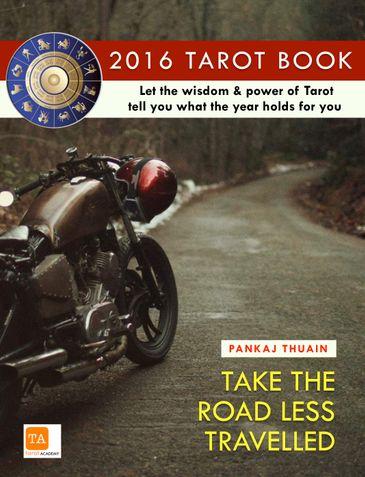 2016 Tarot Book