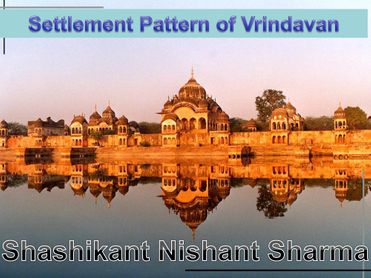 Settlement of Vrindavan