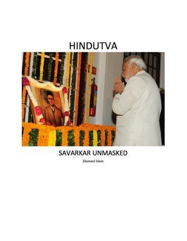 Hindutva: Sarvarkar Unmaksked