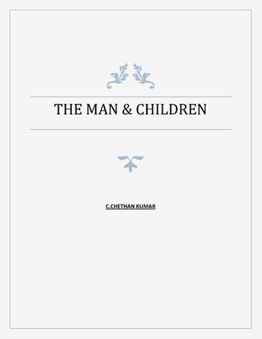 The Man and the Children