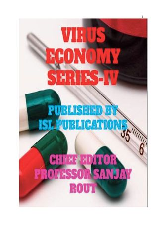 Virus Economy (Series-IV)