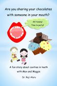 Are you sharing your chocolates with someone in your mouth?