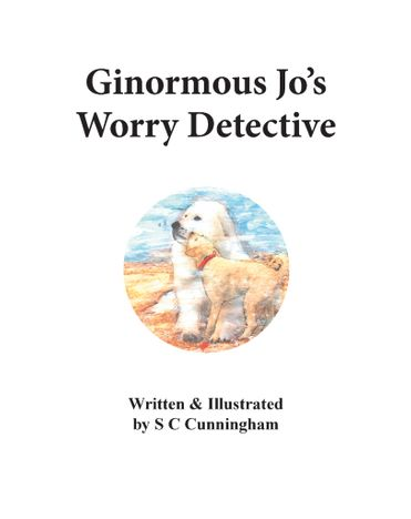 Ginormous Jo's Worry Detective