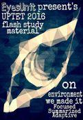 UPTET 2016 Environment Flash Book