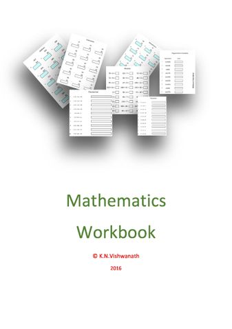 High School Maths Workbook