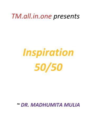 INSPIRATION 50/50