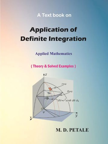 Application of Definite Integration