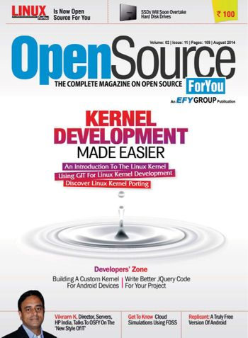 Open Source for You, August 2014