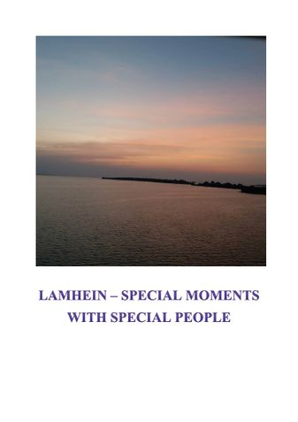 Lamhein - Special Moments with Special People