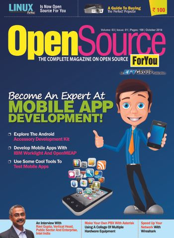 Open Source For You, October 2014
