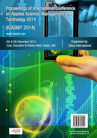 Proceedings of ICASMT 2014