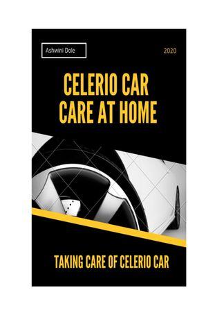 Celerio Car Care at Home