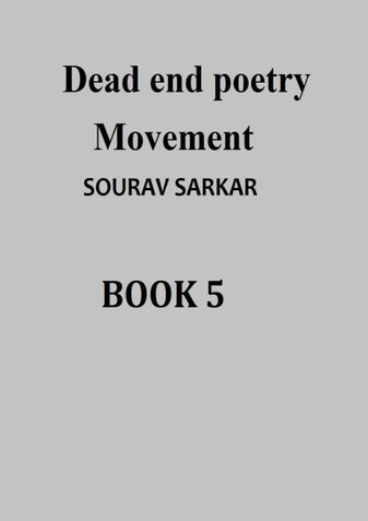 Dead end poetry movement  Book 5