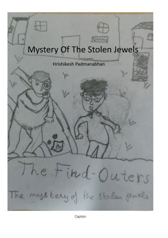 Mystery of the stolen jewels
