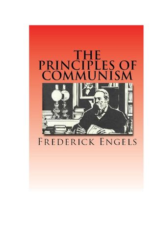 The Principles of Communism