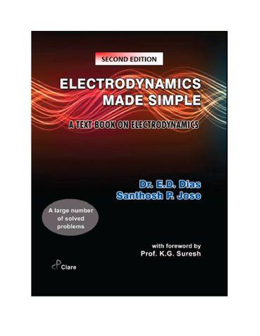 ELECTRODYNAMICS MADE SIMPLE