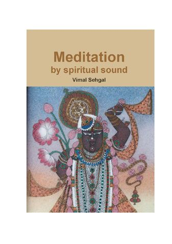 Meditation by spiritual sound