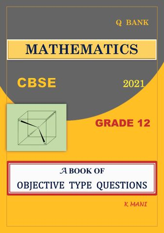 Mathematics for Grade12