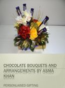 Chocolate bouquets and arrangements