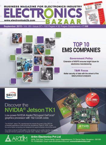 Electronics Bazaar, September 2015