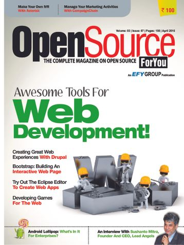 OpenSource For You, April 2015