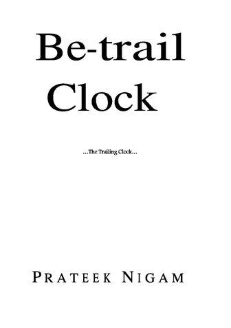 Be-Trail Clock