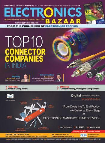 Electronics Bazaar, January 2015