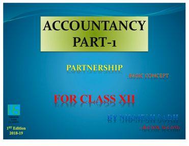 ACCOUNTANCY PART-1