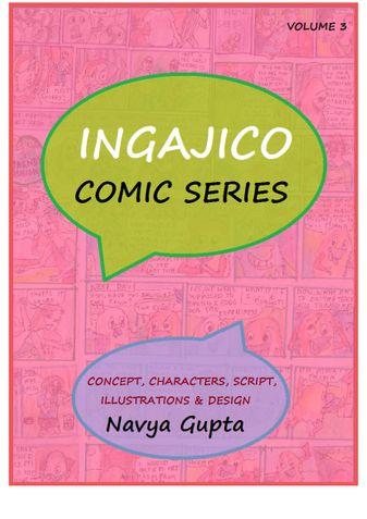 Ingajico Comic Series - Volume 3