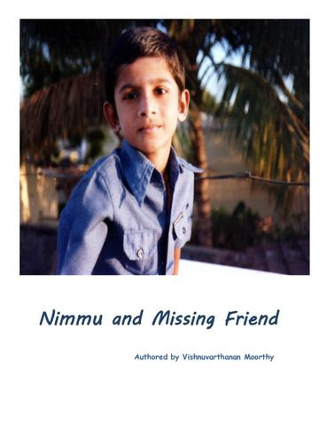 Nimmu and Missing Friend