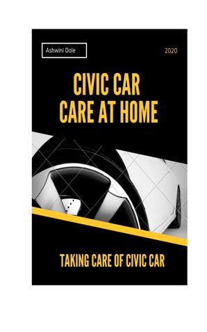 Civic Car Care at Home