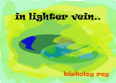 In Lighter Vein..